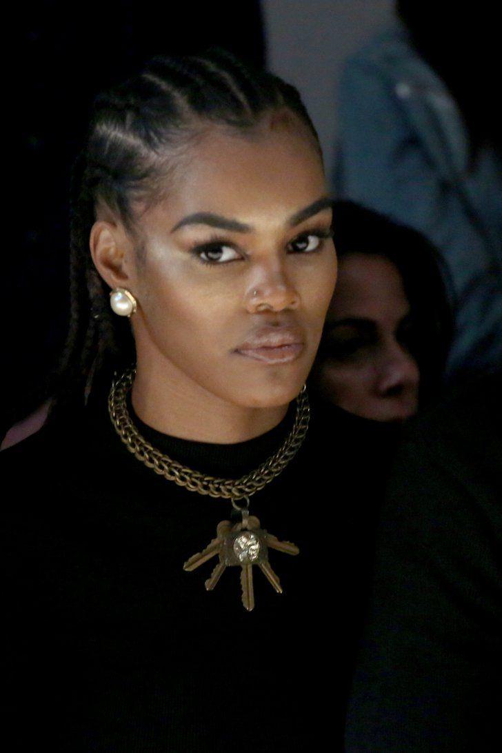 Teyana Taylor and Fiancé Iman Shumpert Steal the Spotlight at NYFW