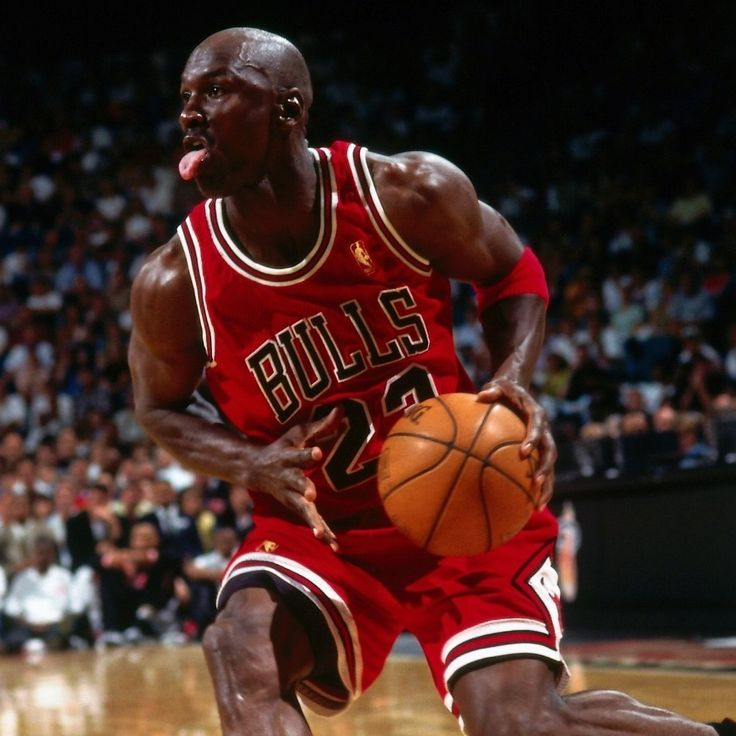 <p>Michael Jordan brought excitement to the game, and with that came higher TV ratings. </p><p>The highest rated NBA finals series was in 1998.  Jordan's second threepeat reached a rating of 18.7, as the Bulls defeated the Utah Jazz in 6 games.</p><p>To look at the history of TV ratings during NBA Finals, check out this article.</p>