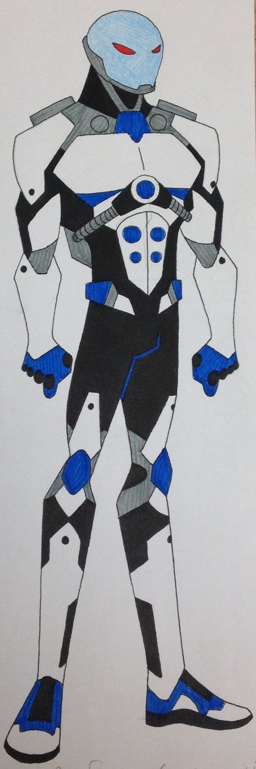Mr. Freeze Tactical Suit Redesign by Trmartin0919 on DeviantArt