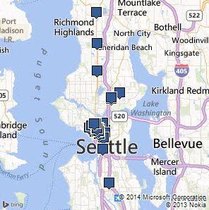 Budget Hotels Seattle