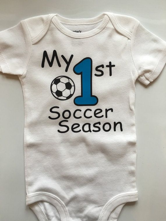 Baby boy Soccer outfit  baby boys 1st Soccer by AboutASprout