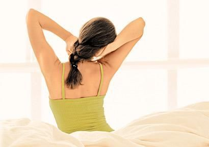8 Ways To Wake Up Happy  http://www.prevention.com/health/sleep-energy/smart-ways-wake-happy