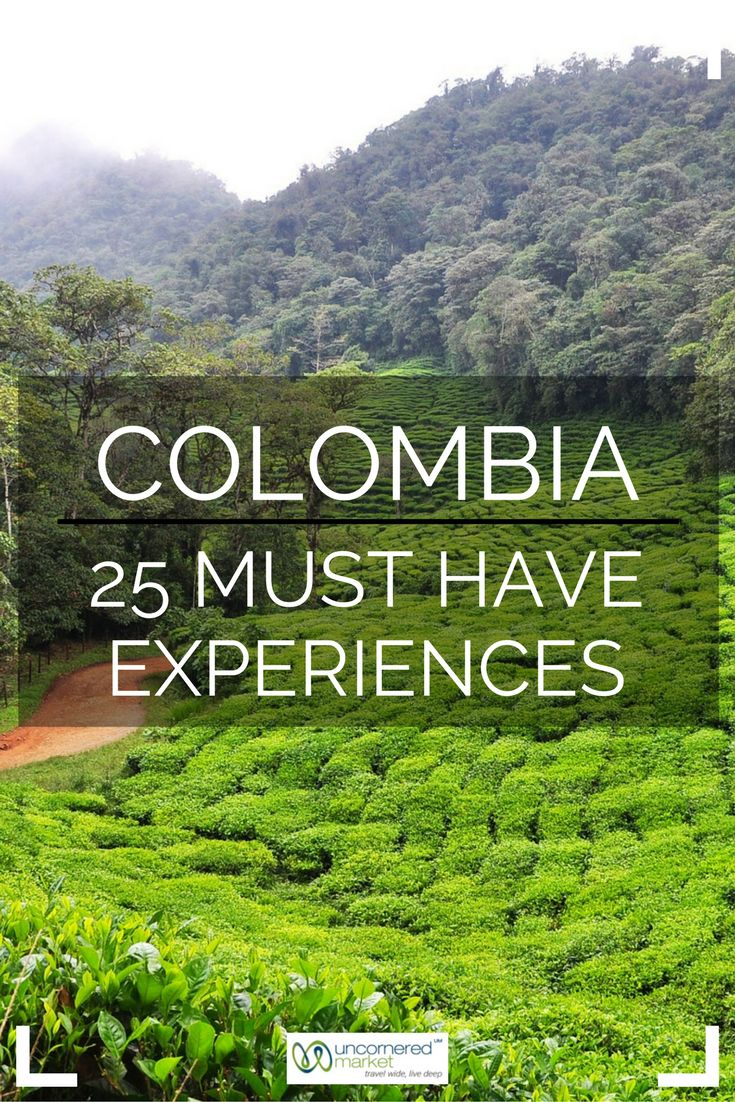 A guide to experiencing Colombia, including 25 of the best things to do + practical travel tips for your trip to South America. | Uncornered Market Travel Blog: Travel Wide, Live Deep