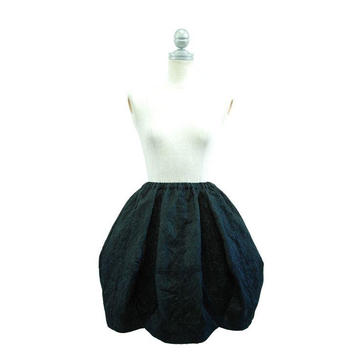ジャガードバルーンスカート | sheglit online store