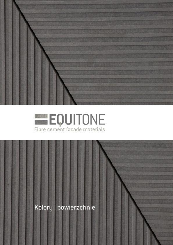 Equitone: Katalogi i broszury