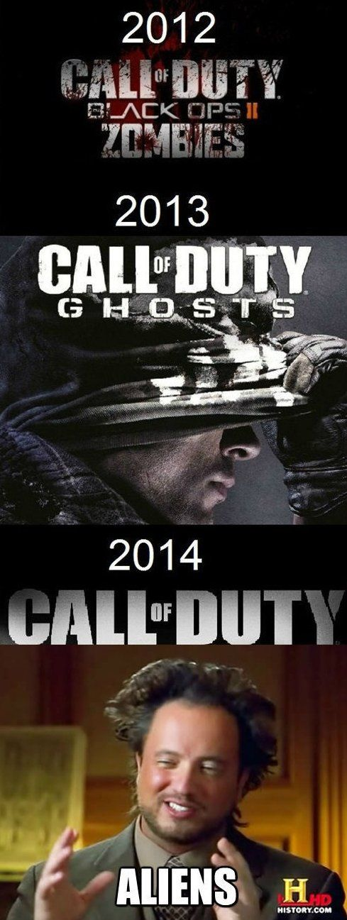 Call Of Duty Ghost - www.funny-pictures-blog.com