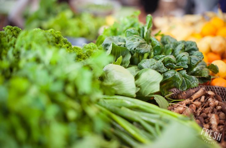 Fresh greens and Jerusalem artichokes at the Bees in Boots stall. Spotted at the Earth Fair Market in Tokai, Cape Town.