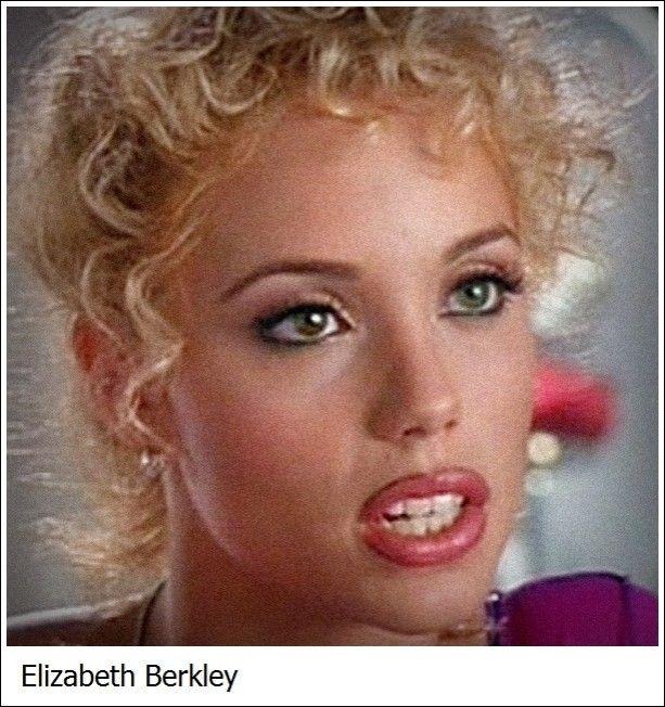 Elizabeth Berkley Farmington Hills, 28 luglio 1972 attrice statunitense.