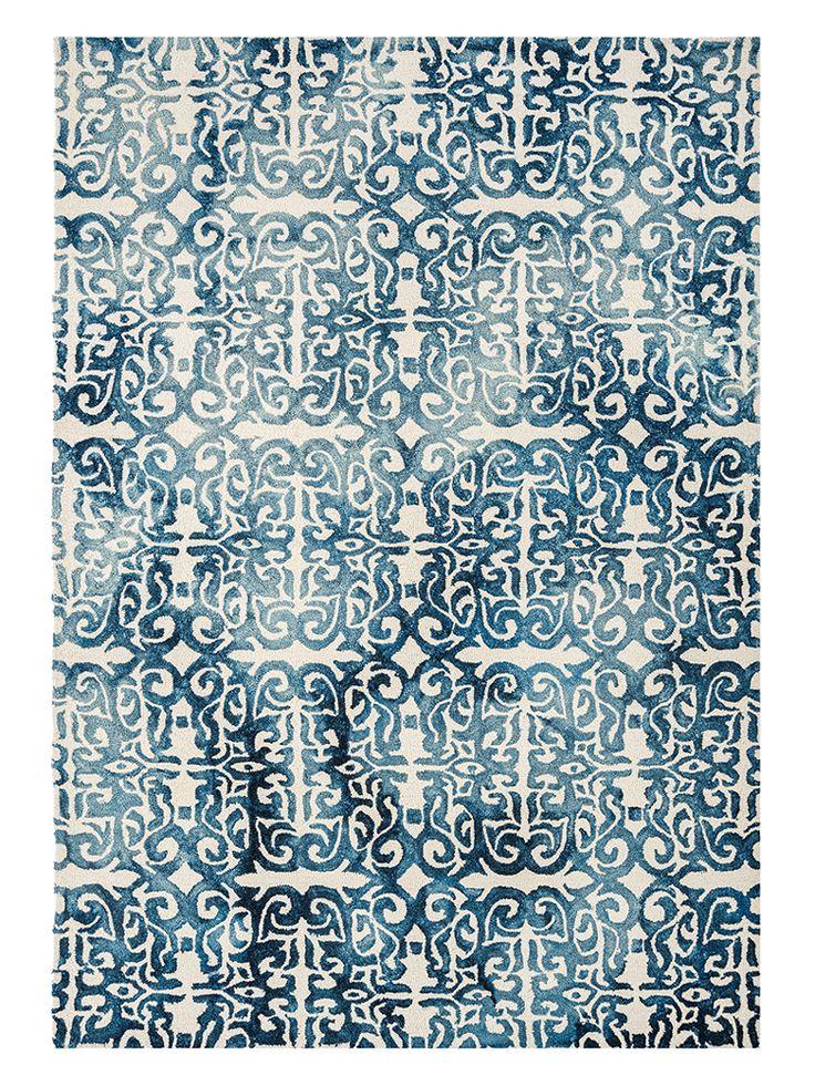NEW Amal Rug - Blue