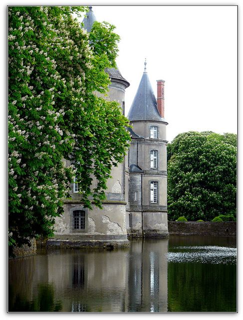 Castle Tower, Lorraine, France