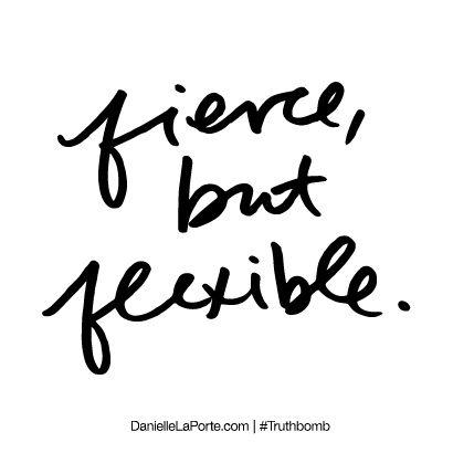 Flexible Life Quotes