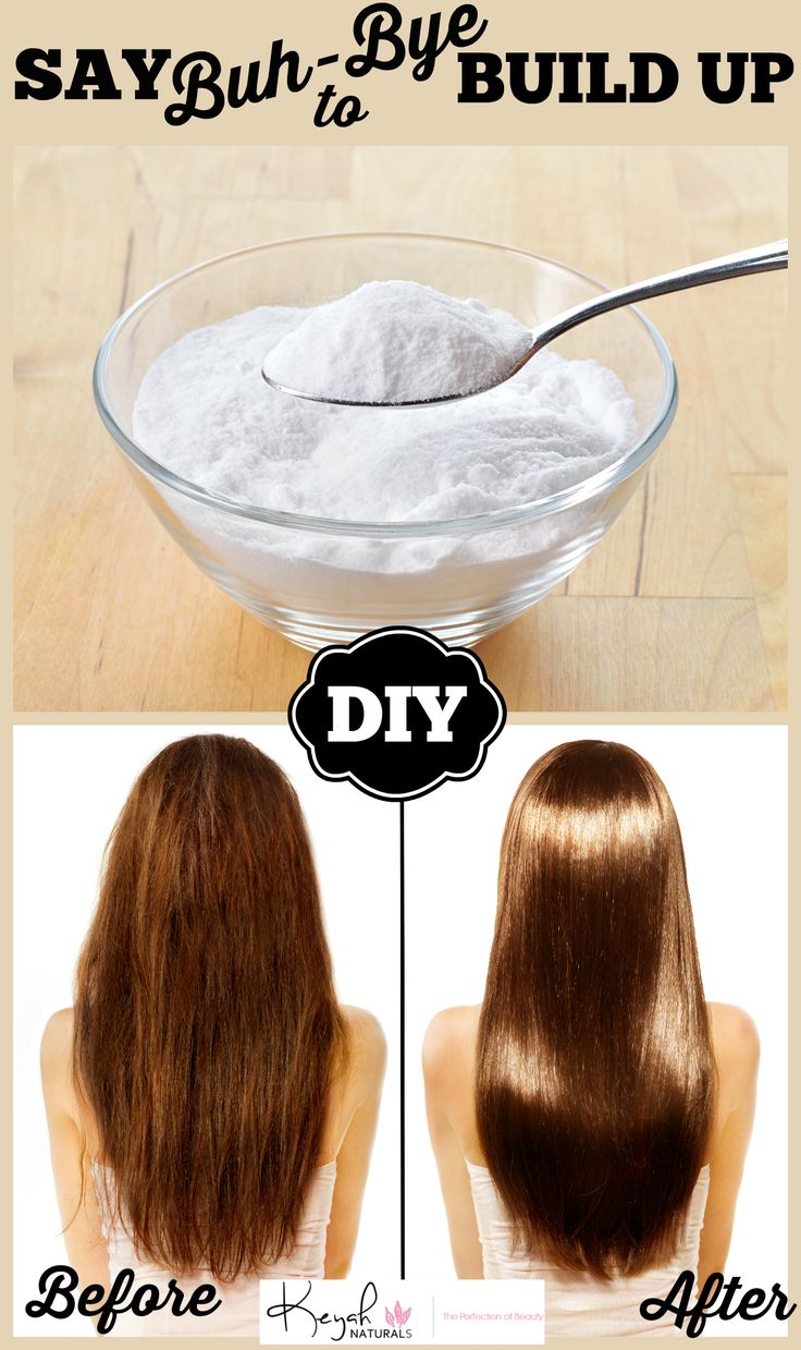 It's time to say goodbye to build-up & hello to healthy, gorgeous hair! Follow this simple #DIY tonight and let us know what you think! Recipe: 1/4 C. baking soda 3 T. water Directions: Mix baking soda & water to form paste. Massage into hair. Leave in for 10 minutes & wash as usual.