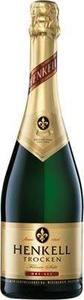 Henkell Trocken (German sparkling white wine/champagne substitute)