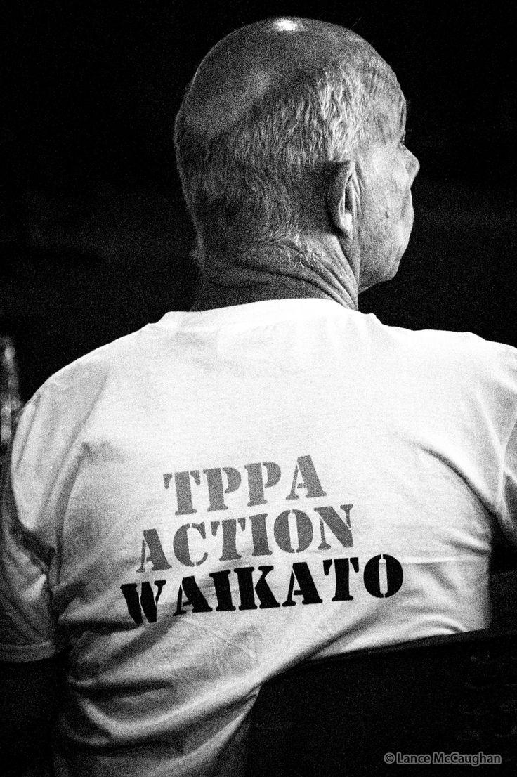https://flic.kr/p/z4AHWi | Tim Groser on TPPA