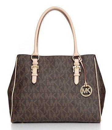 Michael Kors Logo Handbag Tote