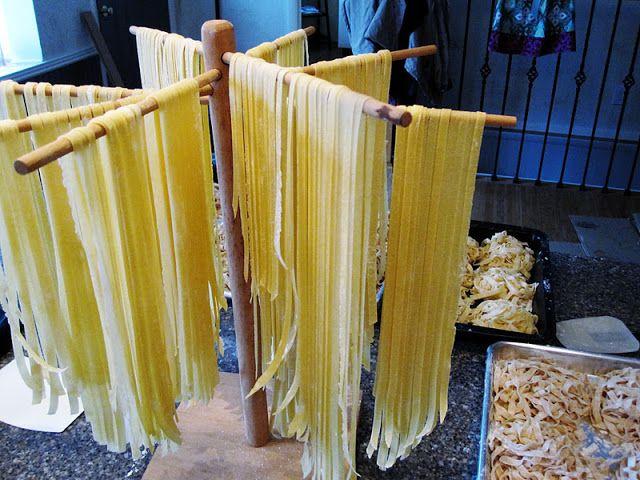 Recipe: Fresh Homemade Whole Grain Pasta - Rae Gun Ramblings
