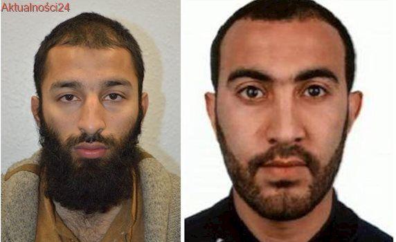 Policja ujawniła tożsamość zamachowców z Londynu. Jeden z nich był bohaterem filmu o islamskich ekstremistach