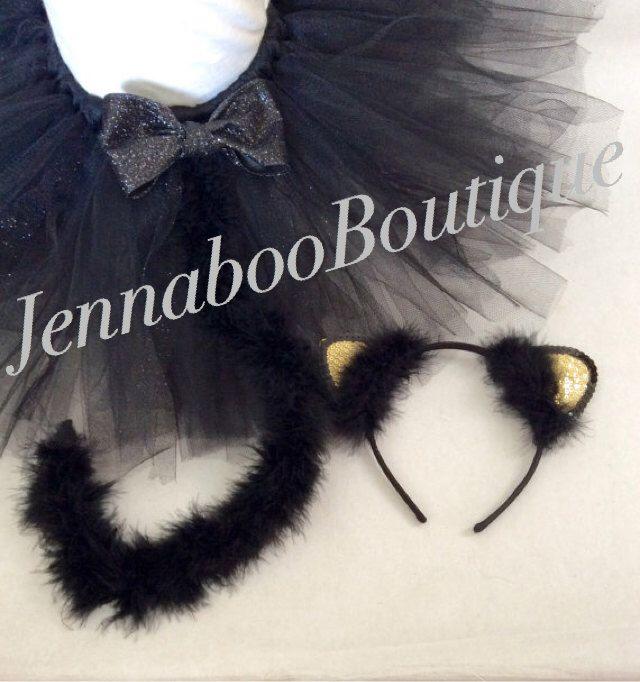 Cat costume, black cat costume,adult cat costume, baby cat costume, halloween cat costume, black cat tutu, girl cat costume, gold cat by JennabooBoutique on Etsy https://www.etsy.com/listing/470825804/cat-costume-black-cat-costumeadult-cat