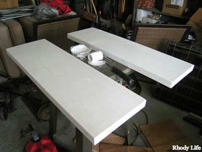 Rhody Life: DIY: IKEA MALM Occasional Table | Malm ...