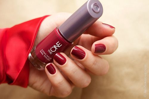 Oriflame The One — Ruby Rouge
