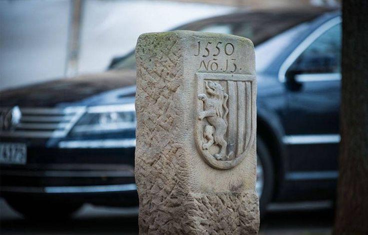 """Alles hinter diesem Stein war im 16. Jahrhundert für """"liederliches Gesindel""""…"""