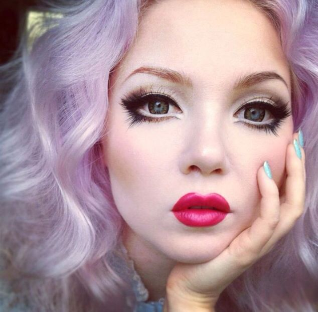 65 best Doll makeup images on Pinterest | Make up, Costumes and ...