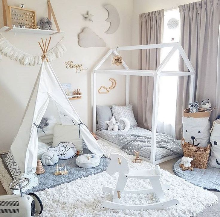 dreamy nursery