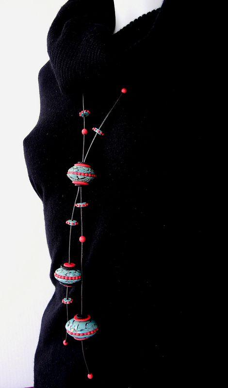 Eastern Lanterns | by Sonya's Polymer creations