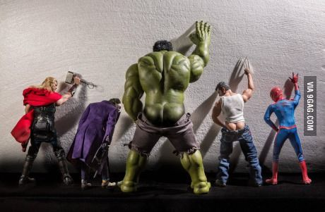 Just Hulk!