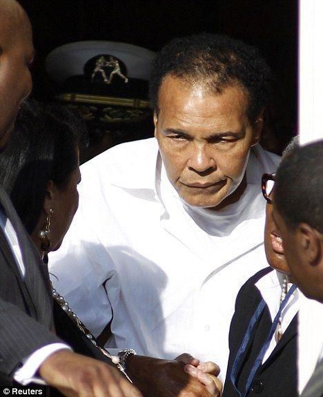 Boxing legend Muhammad Ali 'taken to hospital after falling ...