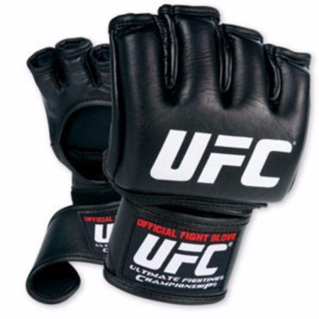 UFC Official Fight Glove - Black - In Pairs