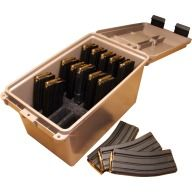 MTM TACTICAL MAG CAN HOLDS 15 30RD AR-15 MAGS
