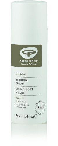 Crema Hidratante 24 Horas Sin Perfume 50 ml. - Cocunat