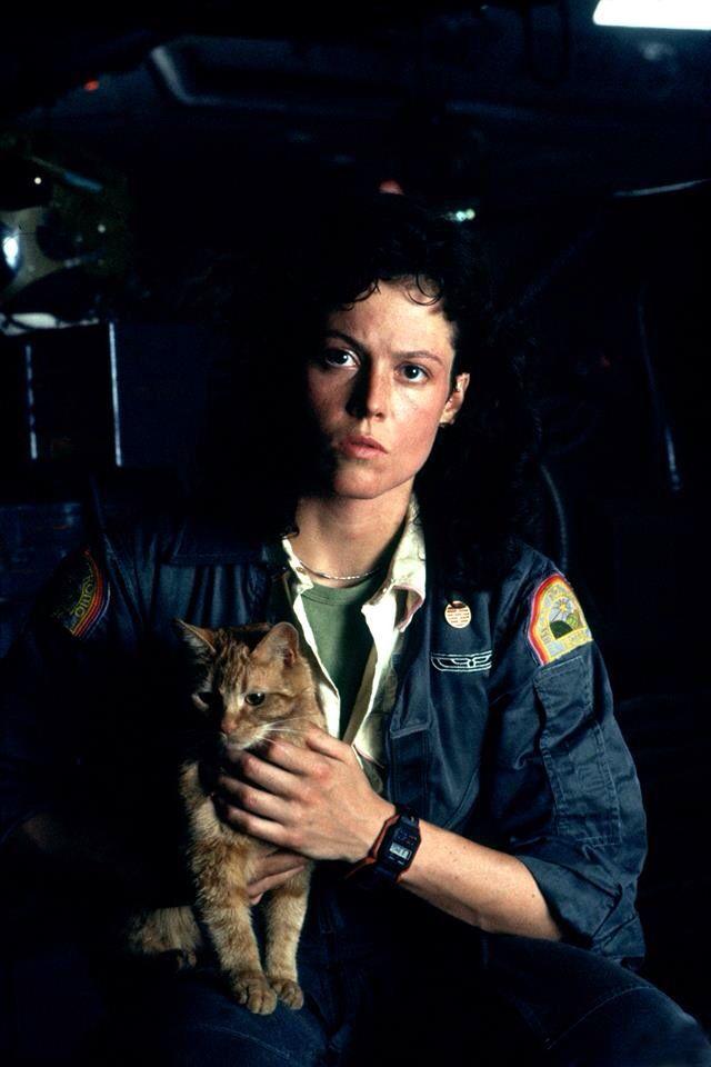 Alien # Sigourney Weaver # Ridley Scott # Ripley