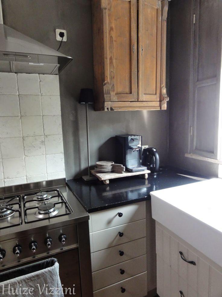 Meer dan 1000 afbeeldingen over sobere keuken op pinterest open haarden speksteen en - Open keuken op verblijf ...
