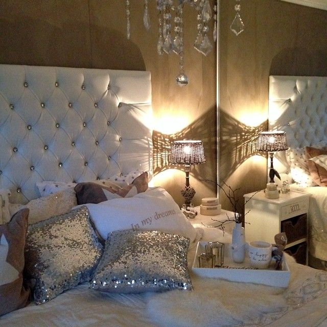 Just Bought This Headboard And LOVE This Idea