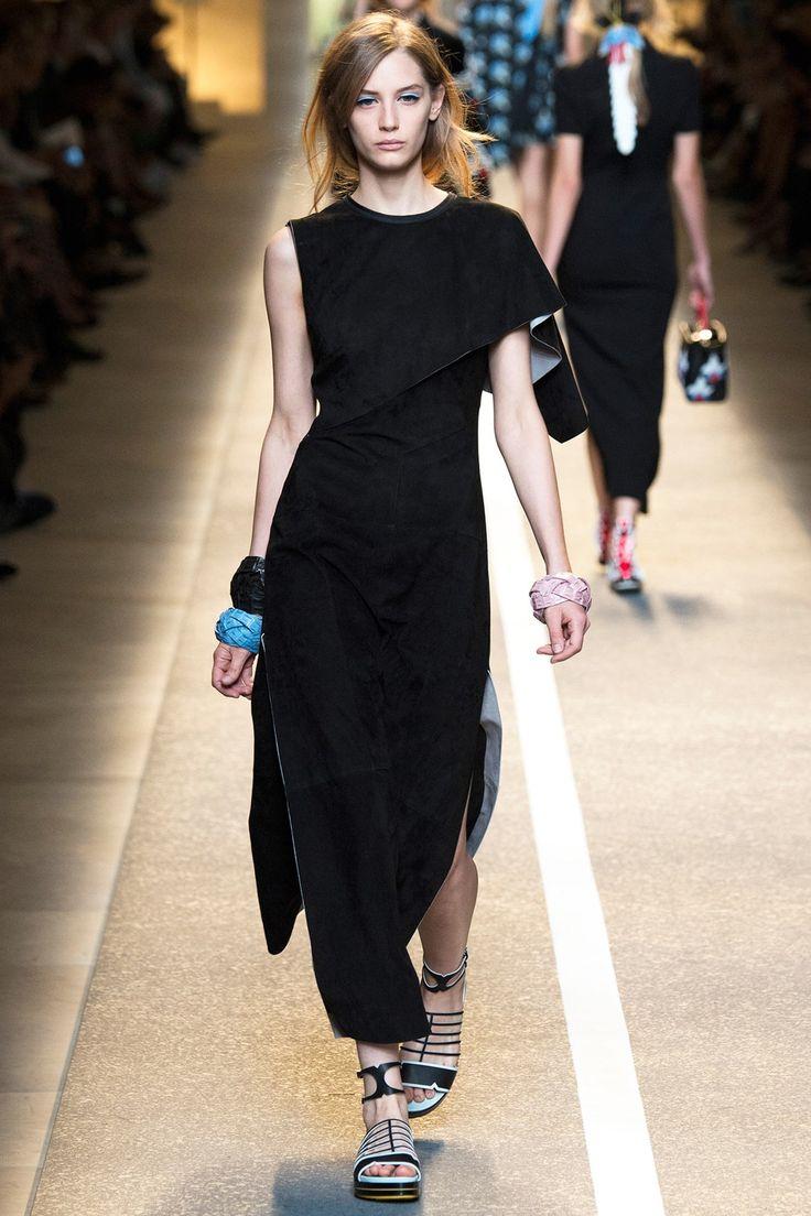 Fendi RTW SS15 at Milan Fashion Week