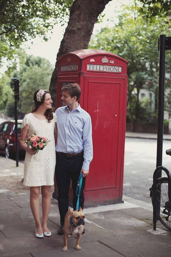 Engagement Shoot in Hampstead London