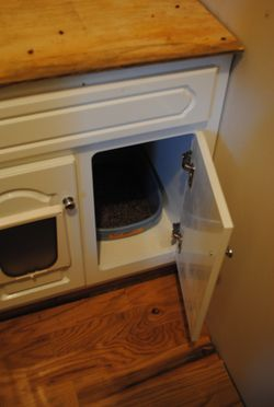 16 Best Images About Kitty Litter Laundry Room On