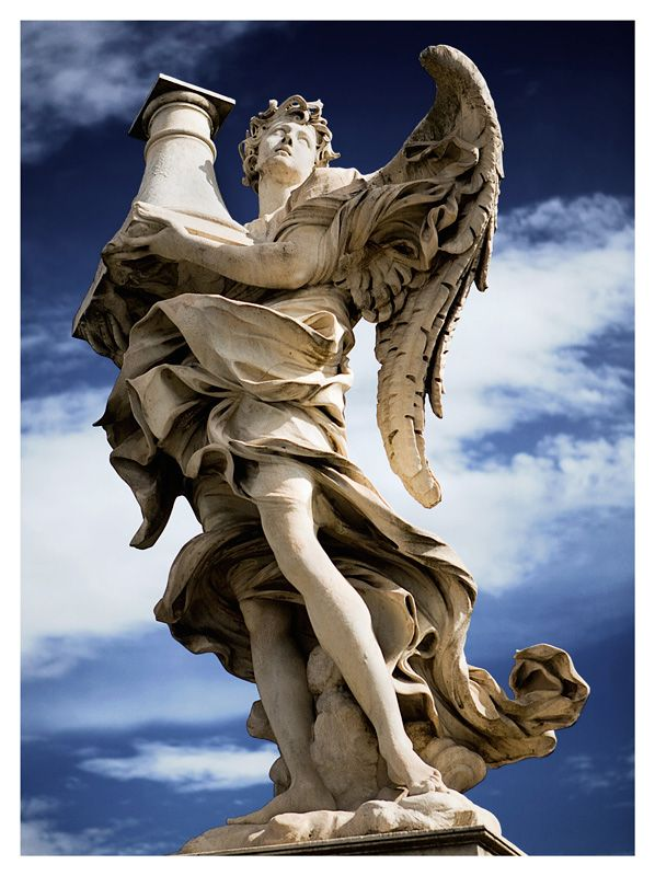 Angel Of The Bridge 2 - Rome, Rome