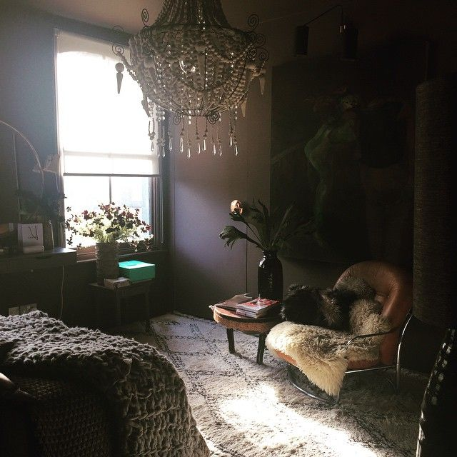 bedroom hangout