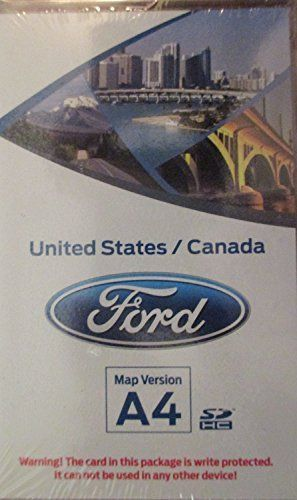 Ford Sync Navigation SD Card Map Version A4 DM5T19H449AA * Read more at the image link.