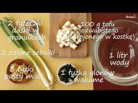 Zupa miso - Allrecipes.pl