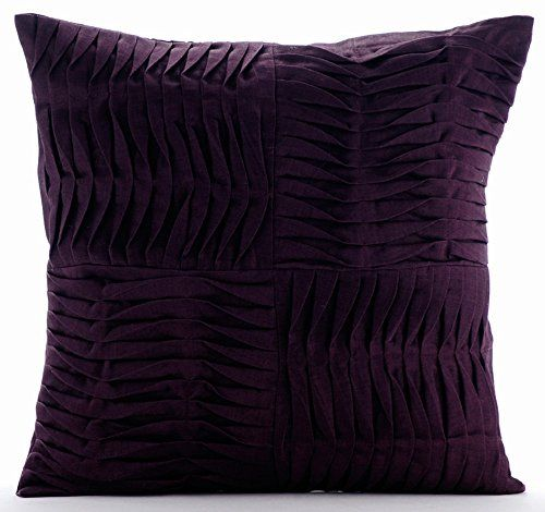 Designer Purple Throw Pillow Covers, Modern Patchwork Cus... https://www.amazon.com/dp/B0164640Q8/ref=cm_sw_r_pi_dp_x_0xmbybKJ6NQR3