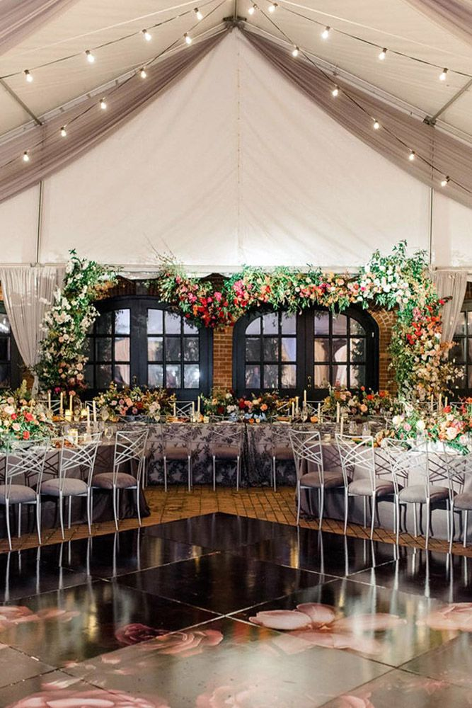 39 Wedding Tent Ideas For A Stunning Reception Wedding Ideas