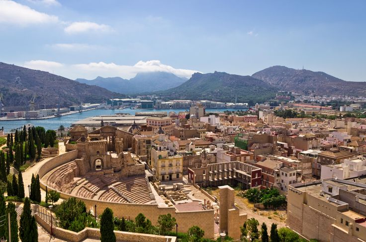 48 Hours in Cartagena, Spain