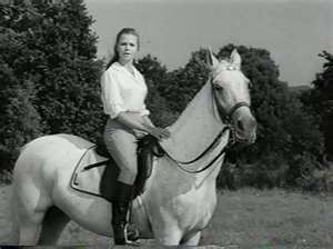 White Horses TV Series     I adored this show when I was a younger. Theme tune always makes me cry. It reminds me so much of my mom, we used to watch this together. Love you mom. Miss you.