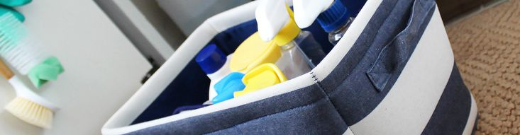 Surefire Tips for Storing and Organizing Cleaning Supplies