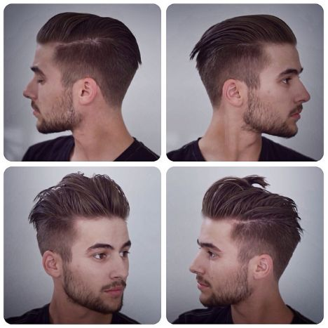 The Best Model Rambut Undercut Ideas On Pinterest Mens - Hairstyle keren anak sekolah