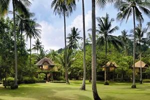 Hotel Rayavadee Krabi en Krabi, Tailandia